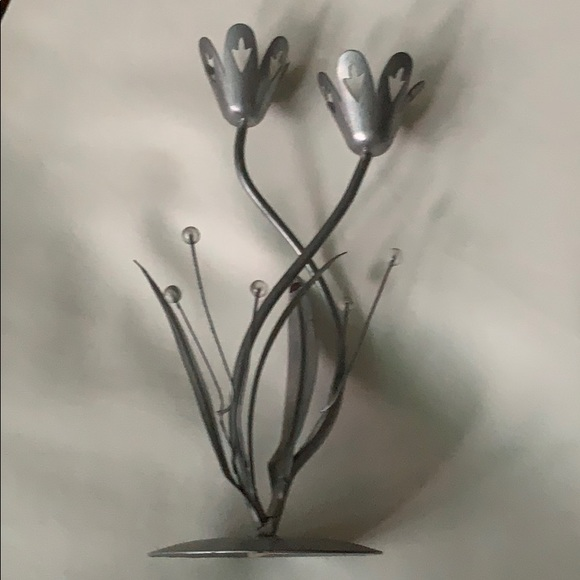 Other - Flower Candle Stand